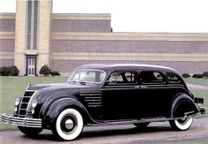 1934 Chrysler Imperial CL - Art deco - Wikipedia