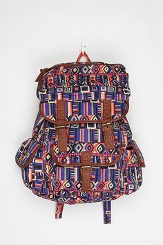 Ecote Around the World Backpack. My new backpack for school. Just ordered it!