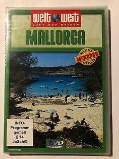 Mallorca Weltweit DVD    eBay Baseball Cards, Cover, Books, Ebay, Movie, Adventure, Majorca, Poster, World