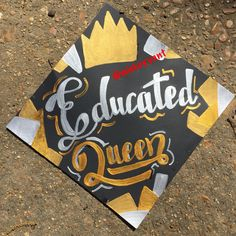 ⛽Warning⛽ ⛽Give Me My Credit For My Pins⛽ ⛽Follow Me On Instagram:@atl_finesta⛽ ⛽If You Want More Poppin' Pins Follow:@queendollgang⛽ Graduation Cap Designs, Graduation Cap Decoration, College Graduation, Graduation Gifts, Graduation Ideas, Grad Pics, Graduation Pictures, Grad Hat, Cap Decorations