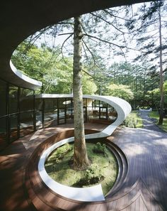 Shell House by Artechnic: A Great Balance Between Indoor and Outdoor Spaces, Karuizawa, Nagano
