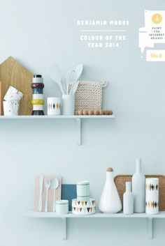 Benjamin Moore's 2014 Color of the Year