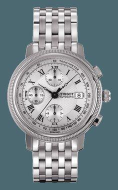 1f8b8e3e1 Tissot Bridgeport automatic chronograph with Swiss Valjoux 7750 movement.