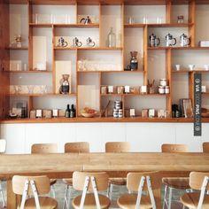 Wow! - The Mill   San Francisco   CHECK OUT MORE STORAGE IDEAS AT DECOPINS.COM   #storage #storage #closets #nooks #shelves #bookshelves #wallstorage #homedecor #homedecoration #decor #livingroom #walls