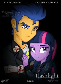 Much Better Than Twilight. I love all of the subtle (or not so subtle) little jokes about EG too. xD