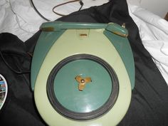 "1956 Zenith model s 9019 ""Disc Jockey"""