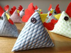 SewforSoul: Easter Chicken Bean Bag Tutorial