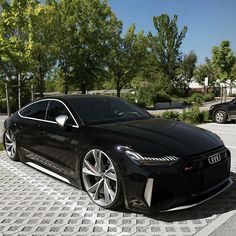 Rs6 Audi, Audi Rs7 Sportback, Carros Audi, Lux Cars, Ex Machina, Expensive Cars, Sport Cars, Cars And Motorcycles, Dream Cars