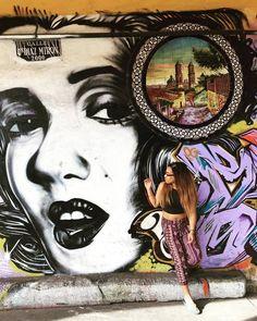 You'll never stop being amazed by Tijuana's street art! #Tijuana #TijuanaMakesMeHappy #TijuanaMexico #Mexico #EnjoyTijuana #Adventure #Aventura #Art #Arte #Cultura #DescubreBc #DiscoverBaja learn more by visiting: www.venatijuana.com  Adventure by juju_bug19
