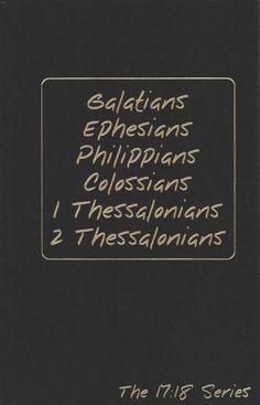 Galatians, Ephe... Ephesians 3 14 21 Commentary