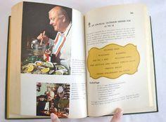 1965 James Beards Menus for Entertaining by ApronFreeCooking, $10.00