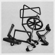 Mark di Suvero New Sculpture 1978 Exhibition by TheArtPadStudio, $8.00