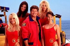 Defending The Hoff.and Baywatch Guinness, Baywatch Tv Show, Billy Warlock, Reno 911, Erika Eleniak, Skin Care Spa, Tv Show Quotes, Old Tv Shows, Lifeguard