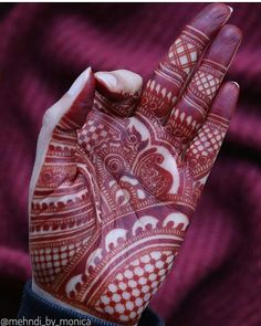 New and Trendy Bridal Mehndi designs that will rule hearts! Rajasthani Mehndi Designs, Dulhan Mehndi Designs, Mehandi Designs, Mehndi Designs Feet, Mehndi Designs 2018, Mehndi Designs Book, Modern Mehndi Designs, Mehndi Designs For Girls, Mehndi Designs For Beginners