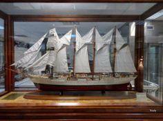 Buque Escuela Juan Sebastián el Cano (Museo Naval-Madrid)