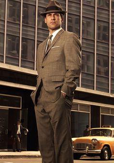 The Mad Men Look...Don Draper