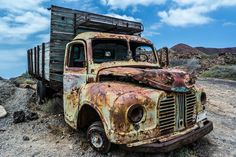 Old truck by moicano_7 #architecture #building #architexture #city #buildings #skyscraper #urban #design #minimal #cities #town #street #art #arts #architecturelovers #abstract #photooftheday #amazing #picoftheday