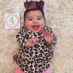 Snooki Posts An Adorable Pic Of Her Daughter Giovanna!