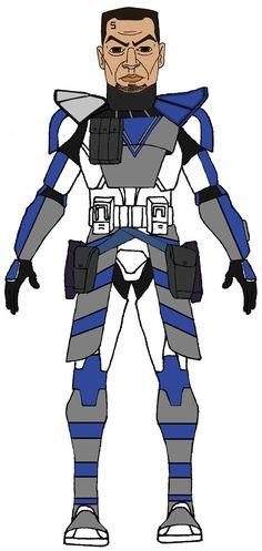 Clone ARC Trooper Fives 3