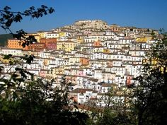 Calitri, Italy.  My family's hometown.  My roots.  My home.  Where I've left my heart.