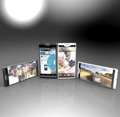 Smartphone Concept by Tolu Falope