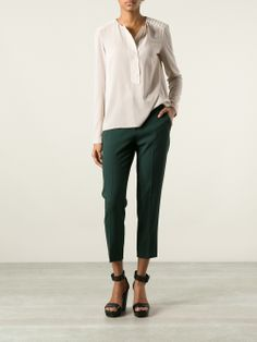 Brunello Cucinelli Slightly Sheer Shirt - Ottodisanpietro - Farfetch.com