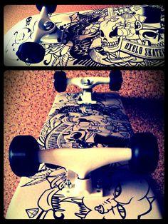 My first skate