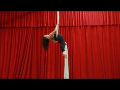 S-Wrap - Back Balance Entry with Aerial Physique - YouTube