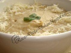 Retete Dieta Dukan: Vinete in lapte Dukan Dukan Diet, I Foods, Macaroni And Cheese, Healthy Recipes, Healthy Food, Ethnic Recipes, Healthy Foods, Mac And Cheese, Healthy Eating Recipes