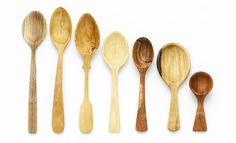 We Swedes are into wooden spoons.