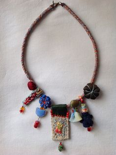 Marinela Kozelj,  Necklace 07