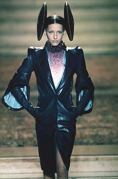 Givenchy by Alexander McQueen Haute Couture Spring 1997