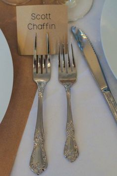 Catering To The Couple - Party Table Top Design, Rosettes, Flatware, Weddingideas, Tabletop, Tablescapes, Event Planning, Special Events, Catering
