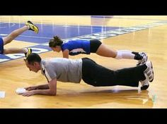 Level 2 - 2012 Volleyball Champions Program   Prehab and Conditioning Warmup