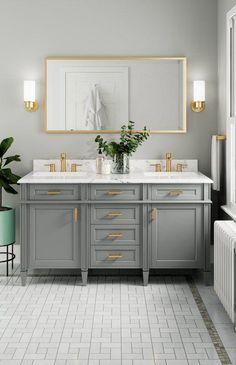 T6193BL,BN Moen Align Widespread Bathroom Faucet & Reviews   Wayfair #bathroomdecor