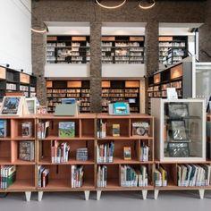 Bibliotheek Geertruidenberg Bookcase, Shelves, Home Decor, Shelving, Decoration Home, Room Decor, Book Shelves, Shelving Units, Home Interior Design