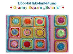 Granny Square SoLaRiS - also available in English language