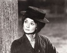 I have washed my ' ands and feet I 'ave........Eliza Doolittle.