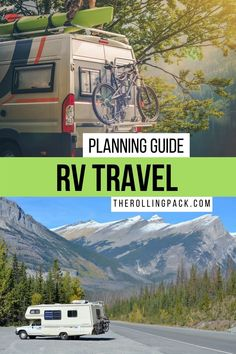 This complete RV trip planner includes suggested RV road trip routes essential RV accessories RV apps for your smartphone RV campground suggestions and more! Camping Must Haves, Camping Hacks, Camping Diy, Road Trip Hacks, Camping Kitchen, Camping Cooking, Rv Travel, Packing Tips For Travel, Travel Essentials