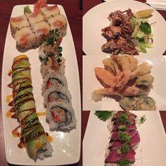#sushi #foodie #food #foodporn #foodpics #picoftheday #kinobody #intermittentfasting by alexcampomanes