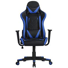 Chaise Gaming, Gaming Chair, Siege Gaming, Pc Racing Games, Nylons, Chair Parts, High Back Office Chair, Office Chairs, Work Chair