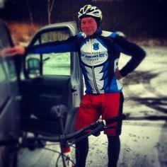 Træning på Stige Ø - februar 2013