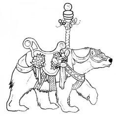 Carousel Bear