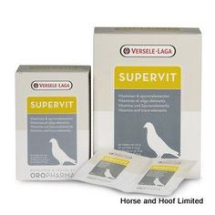 Versele Laga Oropharma Supervit Pigeon Supplement Sachets x 20 Versele Laga Oropharma Supervit is a blend of 10…