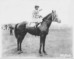 """Did you know? The phrase """"Triple Crown"""" was not associated with the three-race series until 1930, when Daily Racing Form writer Charles Hatton coined it in describing the sweep of races by Gallant Fox, the second horse to win all three races.  --  #TheBelmontStakes"""