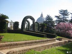 Сады Ватикана - Путешествуем вместе
