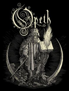 Opeth_USA by Fortifem