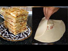 Ну какая вкуснятина из доступных продуктов!!! Катлама с картошкой. - YouTube Frying Oil, Mini Pies, Easy Bread, Fries, French Toast, Deserts, Food And Drink, Cooking Recipes, Potatoes