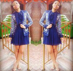 Pokello Nare  ~African fashion, Ankara, kitenge, African women dresses, African prints, African men's fashion, Nigerian style, Ghanaian fashion ~DKK