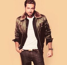 Zachary Levi - I'd like one :D two for rainy days...